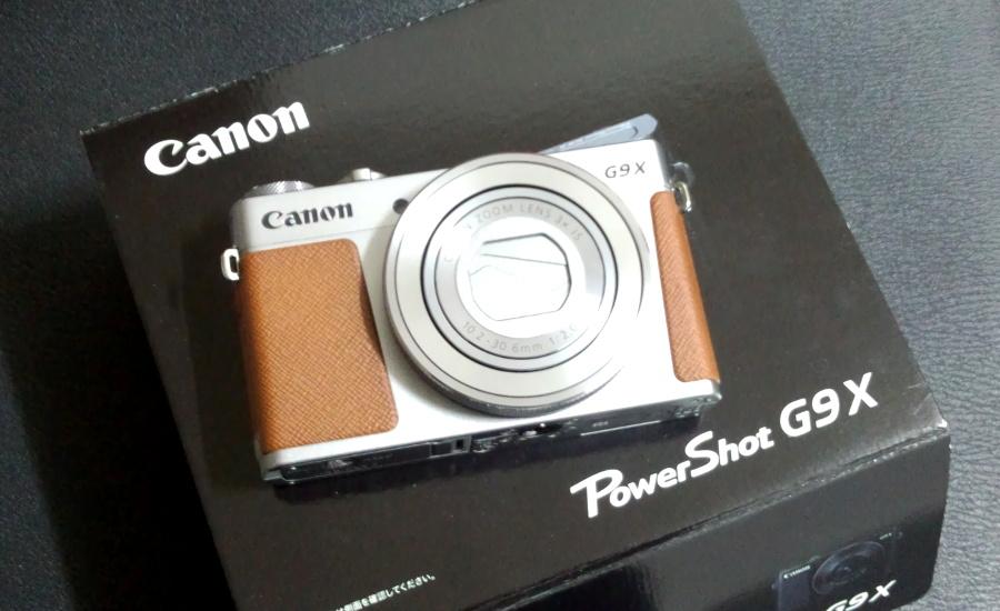 Power Shot G9X