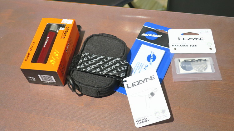 lezyne road caddy airbone bravo