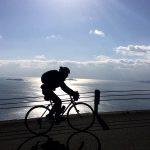 年始のご挨拶+サイクリング写真